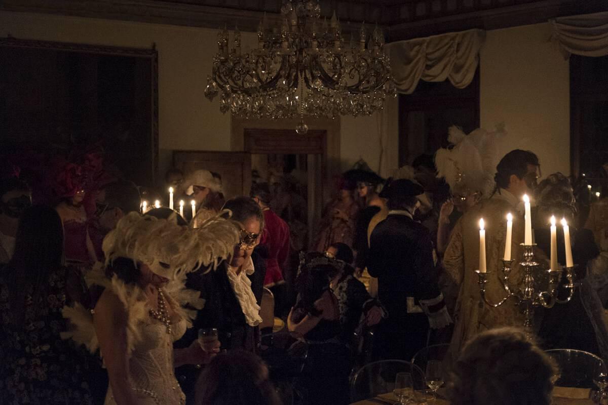 madame O party 8